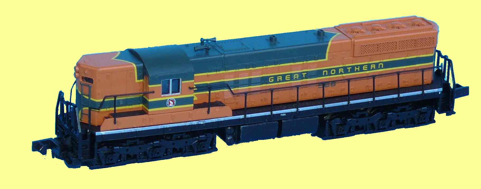 Life-Like SD7 - Great Northern livery